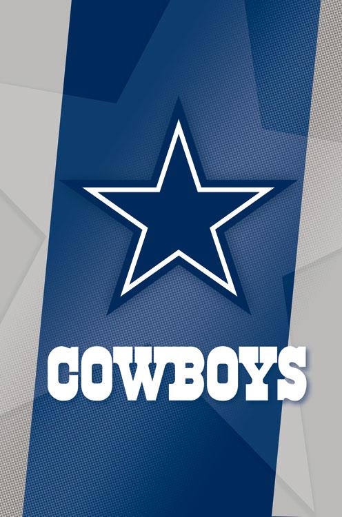 Dallas Cowboys – NHL Wall Poster