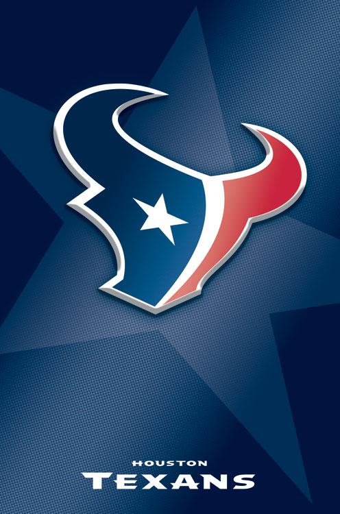 Houston Texans – NFL Wall Poster