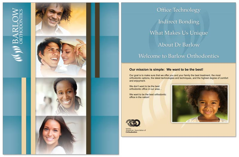 Barlow Orthodontics – Walk Out Packet