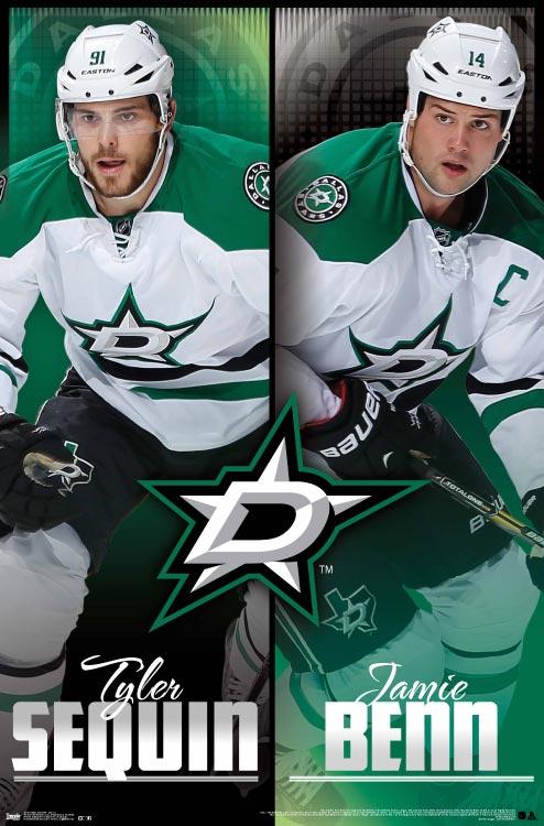 Dallas Stars – NHL Wall Poster